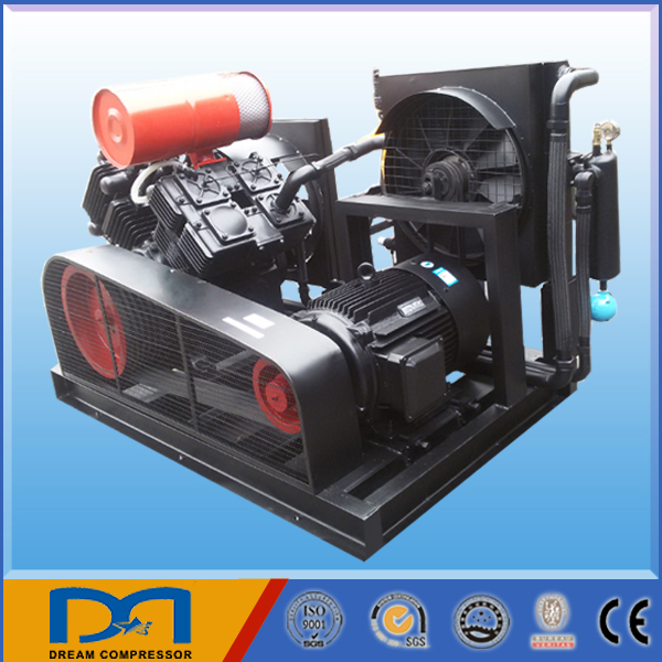 Air End System high pressure direct driving air compressor