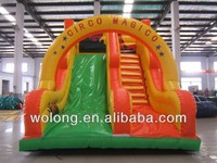 inflatable slide prices, giant slip and slide