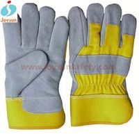 Safety equipment durable grain leather leather winter hunting shooting gloves