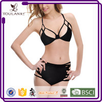 Bottom Price Pretty Bandage Push Up Slimming Xxx China Girl Bikini Swimwear Photos