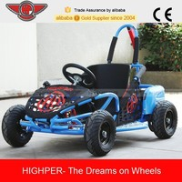 High per 1000W 48V electric go kart for cheap sale (GK005)