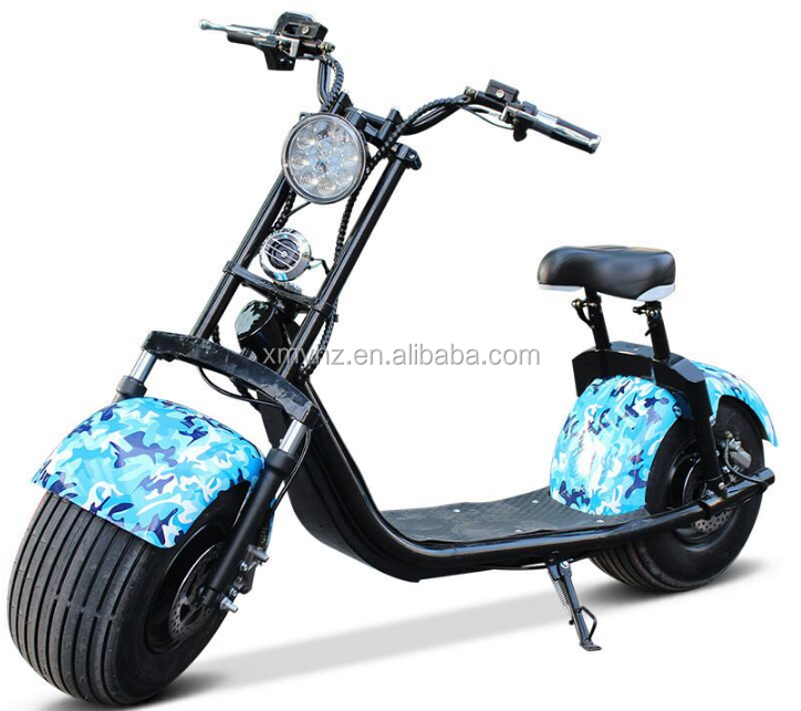 harley electric scooter 1000w / 1500w seev citycoco electric scooter city coco