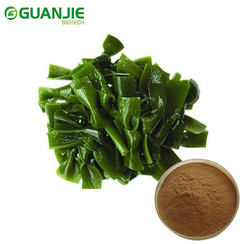 100% Natural high quality Fucoxanthin Seaweed Extract