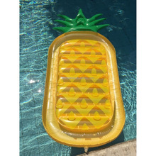 Giant Pineapple Pool Party Float Raft Inflatable Floaties Lounge Pool Loungers Pool Inflatable Float Toy Floaties Lounge Toy