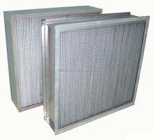 h13 hepa filters h14 board filters for central fan system