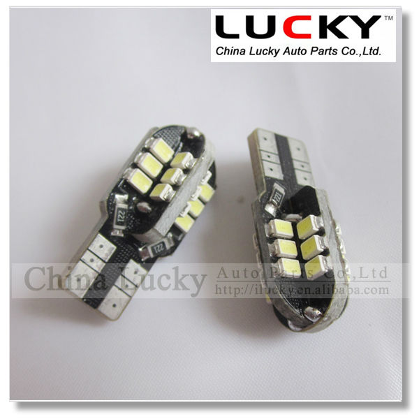 T10-CANBUS W5W 24SMD 3020 Car LED Auto Bulb