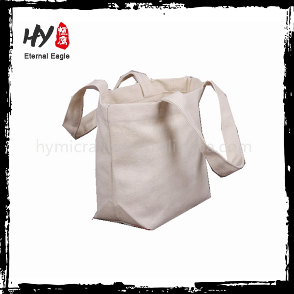 High quality 100% cotton shopping bag
