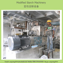 Professional Pre-gelatinized Starch Machine /Extruder/Plant