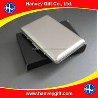 RFID Blocking Wallet Business Credit ID Card Holder/Stainless Card Case/Cardcase