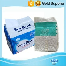 OEM japanese quality popular wholesale disposable econmic packing cheap adult baby diapers