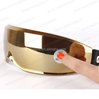 Shenzhen factory produce 2014 new electronic rechargeable relaxing eye massager