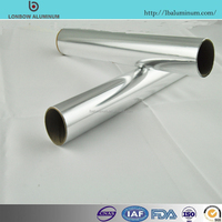 Grade A Aluminium Foil Food Container Roll 290mm*10mic*30m