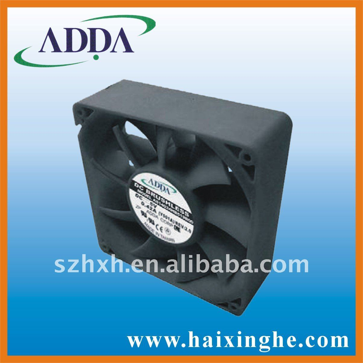 140x140x51mm Equipment Racks Coolant Cooling Fans