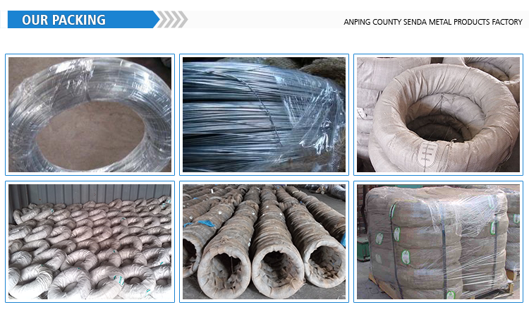 Low Carbon Galvanized Wire From Factory and Exporter