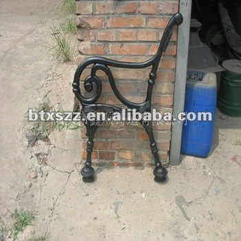 Antique cast iron furniture legs for benches buy antique for Cast iron furniture legs for sale