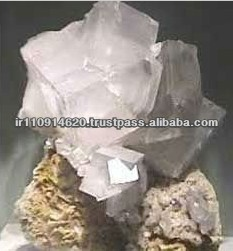 High Quality Iran Origin Bulk Lump Shaped Quartz Silica