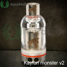 2015 new arrival Kayfun monster v2, Kayfun lite 5 pawns Origen v2 atomizer rebuildable with high quality