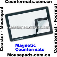 Magnetic Counter Mat