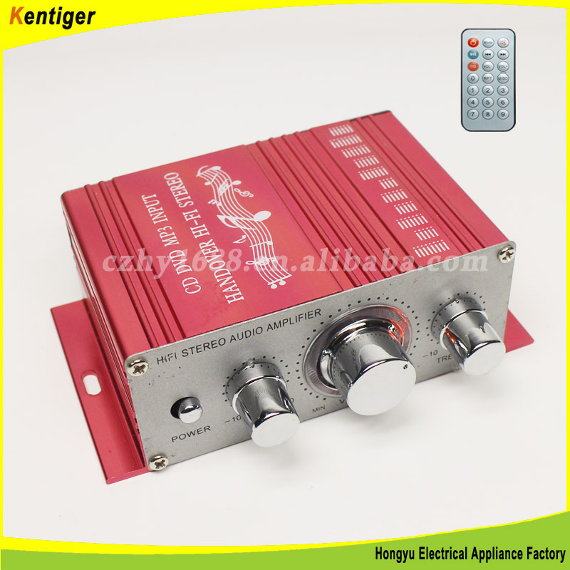 hifi 12V MINI Car Amplifier factory direct price