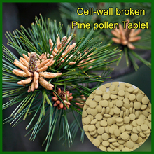 herbal pills pine pollen nutrition supplement