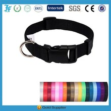 New Fashion eco webbing nylon Pet dog lead Collar dog products