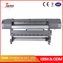 Guangzhou digital indoor eco-solvent inkjet printer