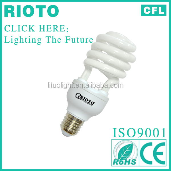 Spiral Energy saving outdoor lamps circuit