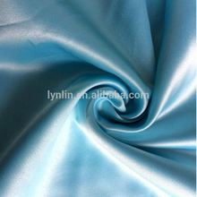 Good quality 100 polyester satin weaving teflon fabric