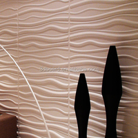 plastic shower wall panel waterproof 3d bathroom wall covering panels for walls