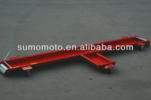 Steel T Shape Moving Heavy Duty Movable Under Frame Motorcycle Dolly SMI2093