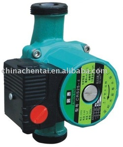 CRS25/6-180W small boiled hot water home use circulating pump(CE)
