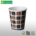 Container cup for coffee and beverage
