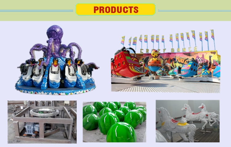 [Ali Brothers]snail attack rides for same amusement games