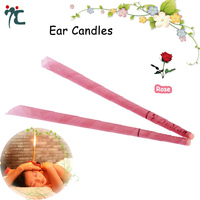 High Quality Professional Design Hottest Selling Pure Beeswax Ear Candles