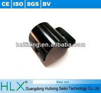 HLX-H-15 rack pipe connector/metal joint/pipe fitting for sale in Dongguan