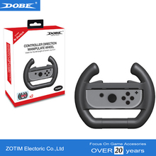Factory Price Racing Steering Wheel For Nintendo Switch Joy-con Console