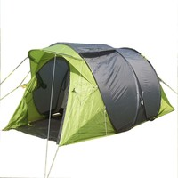 High quality adult camping automatic pop up tent for family