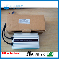 100W street lighting dimming MH/HPS Electronic Ballast