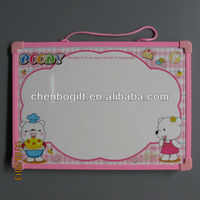 Made in china - Kids magnetic white board,magnetic tin board,Plastic writing boards