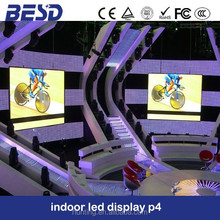 Quality image Full colour p4 outdoor led advertising screen price