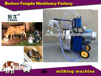 Piston small cow milking machine used in farm