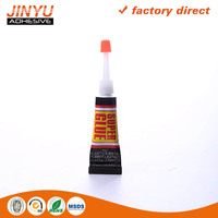 Instant dry Good heat resistance 502 instant cyanoacrylate super fast glue