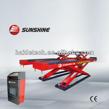 scissor hoist,car lift with CE certificate