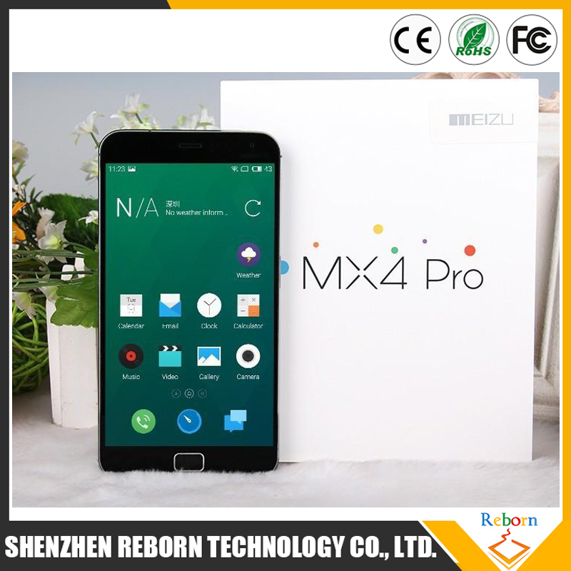5.5inch LET FDD TDD 4G Flyme4 MX4 PRO android smart Mobile phone