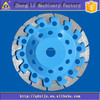 High frequency T segments diamond cup griding wheel