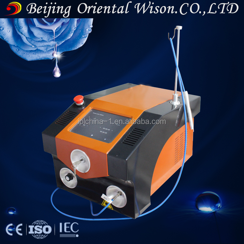 940nm / 980nm Diode Laser Vascular Removal modern medical apparatus