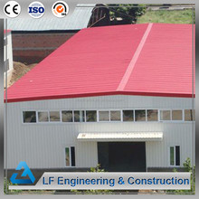 Steel structure prefab shed modular warehouse building