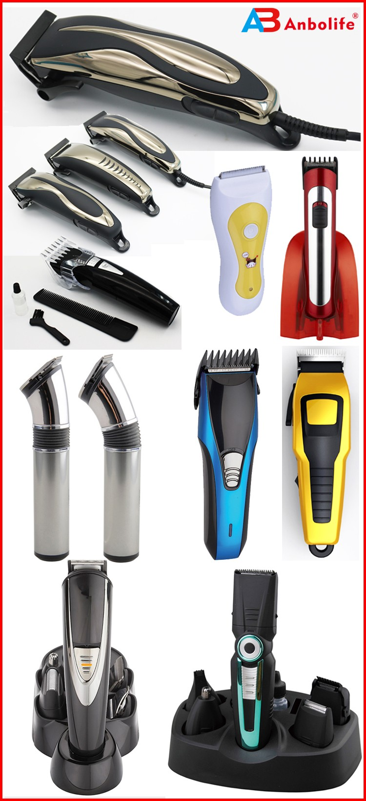 how to clean hair clippers with alcohol