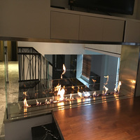 factory directly bio ethanol fireplace burner made in China