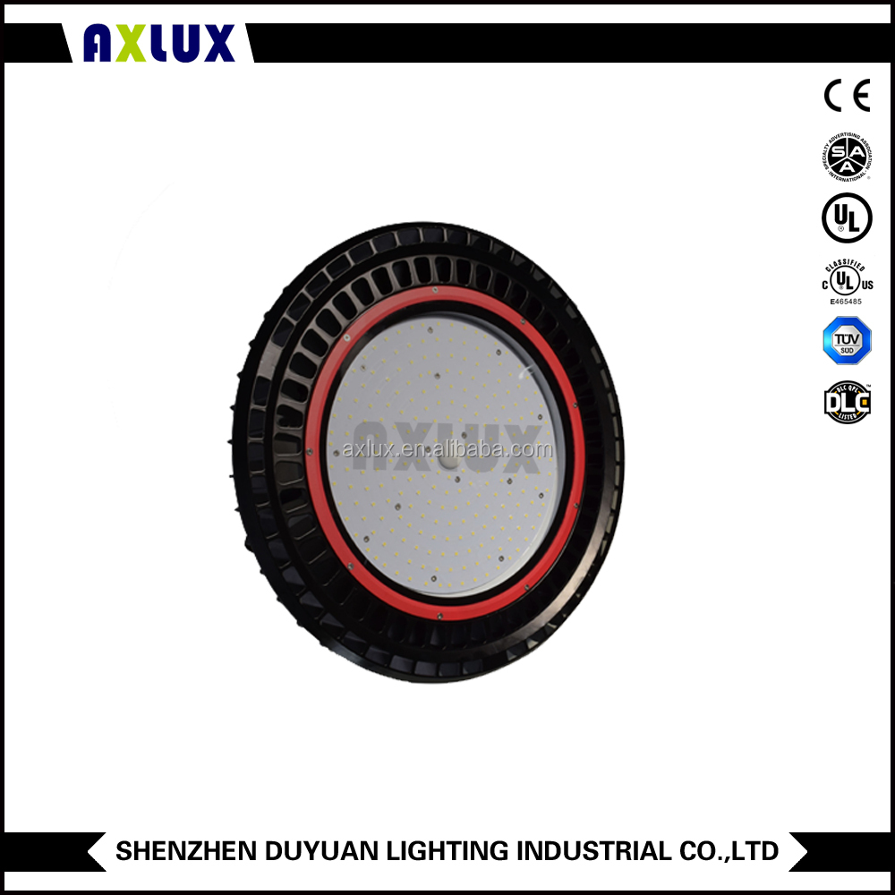 New design Meanwell HBG driver 160W UFO LED High bay light for Parking lot,sports vanues